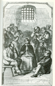 'Sarah Martin the Jail Missionary' Women of Worth: A Book for Girls (London: James Hogg, 1859), p. 58