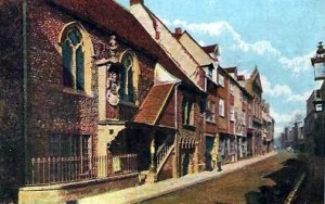 The Tolhouse, Gaol Street. Courtesy Old Great Yarmouth
