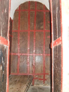 Solitary cell, Tolhouse prison, Great Yarmouth