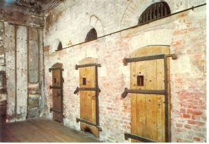 Underground cells, Tolhouse, Great Yarmouth Borough Gaol