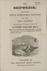 Shipwreck title page