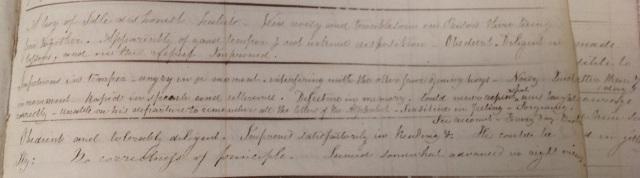 William Walter and Robert on Discharge Jan 1840