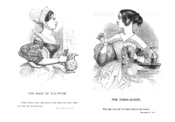 0 dressmaker & maid of all work