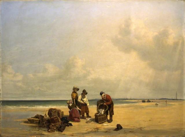 0 Stannard Yarmouth Sands 1829