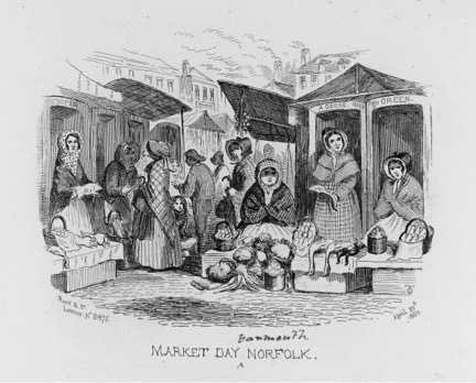 0 women at market